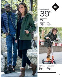 Ofertas de Ropa abrigo mujer  en el folleto de Carrefour en Madrid