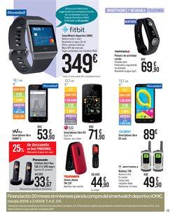 Ofertas de Alcatel  en el folleto de Carrefour en Vecindario