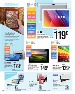 Ofertas de Tablet  en el folleto de Carrefour en Madrid