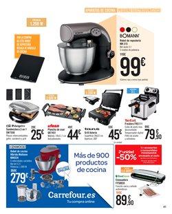 Ofertas de Freidora  en el folleto de Carrefour en Ourense