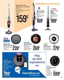 Ofertas de Roomba  en el folleto de Carrefour en Madrid