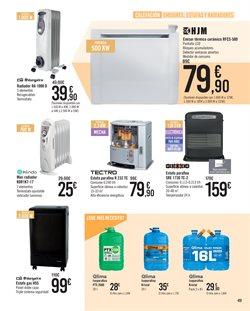 Ofertas de Estufa de gas  en el folleto de Carrefour en Madrid