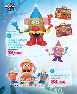 Ofertas de Mister Potato  en el folleto de Carrefour en Madrid