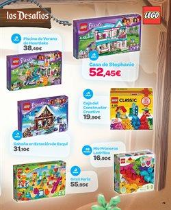 Ofertas de Juegos LEGO  en el folleto de Carrefour en Madrid