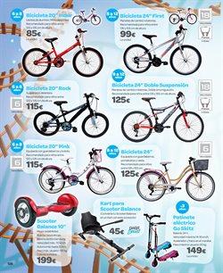 Ofertas de Bicicletas  en el folleto de Carrefour en León