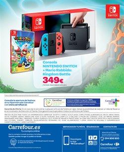Ofertas de Nintendo  en el folleto de Carrefour en Córdoba