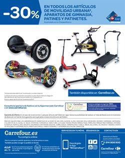 Ofertas de Patinaje  en el folleto de Carrefour en Cartagena