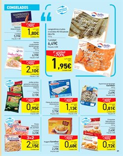 Ofertas de Dr Oetker  en el folleto de Carrefour en Madrid