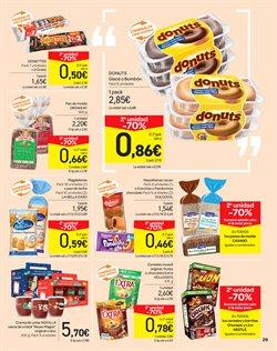 Ofertas de Nocilla  en el folleto de Carrefour en Madrid