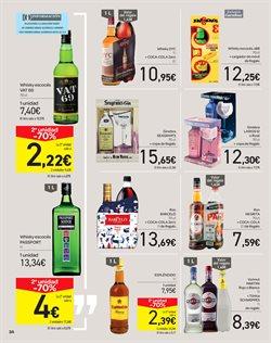 Ofertas de Barceló  en el folleto de Carrefour en Madrid