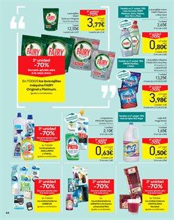 Ofertas de Finish  en el folleto de Carrefour en Madrid