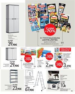 Ofertas de Escalera de aluminio  en el folleto de Carrefour en Zaragoza