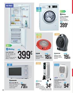 Ofertas de Panasonic  en el folleto de Carrefour en Alcalá de Henares