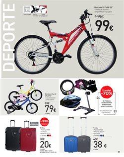 Ofertas de Deportes  en el folleto de Carrefour en León