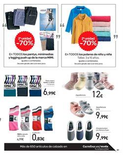 Ofertas de Zapatillas  en el folleto de Carrefour en Valladolid