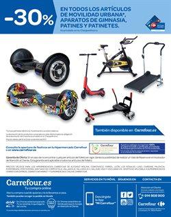 Ofertas de Patinaje  en el folleto de Carrefour en León