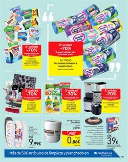 Ofertas de Muebles  en el folleto de Carrefour en Jaén