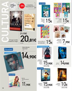 Ofertas de EBook  en el folleto de Carrefour en Oviedo