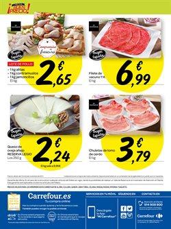 Ofertas de Pollo  en el folleto de Carrefour en Paterna