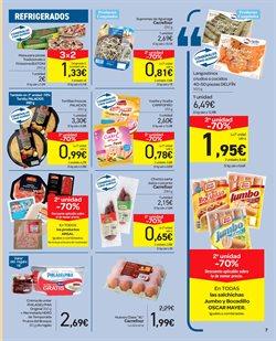 Ofertas de Salchichas alemanas  en el folleto de Carrefour en Madrid
