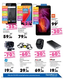 Ofertas de Móviles  en el folleto de Carrefour en El Puerto De Santa María