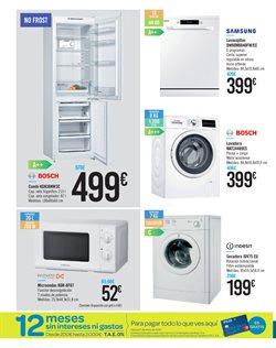 Ofertas de Electrodómesticos de cocina  en el folleto de Carrefour en Ourense