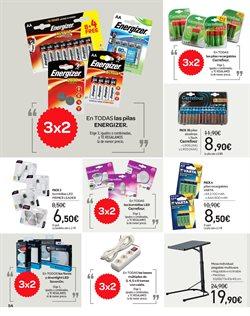 Ofertas de Focos  en el folleto de Carrefour en Sevilla