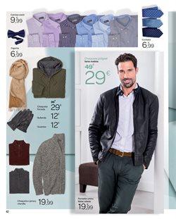 Ofertas de Chaqueta hombre  en el folleto de Carrefour en Fuenlabrada