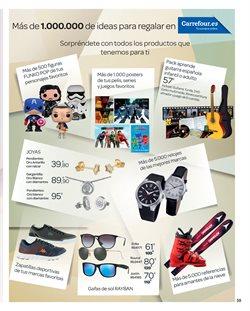 Ofertas de Gafas de sol  en el folleto de Carrefour en Madrid