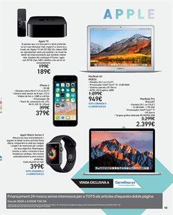 Ofertas de Smartwatch  en el folleto de Carrefour en Barcelona