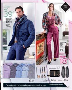 Ofertas de Camisa hombre  en el folleto de Carrefour en Fuenlabrada