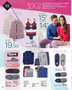 Ofertas de Pijama mujer  en el folleto de Carrefour en Pamplona