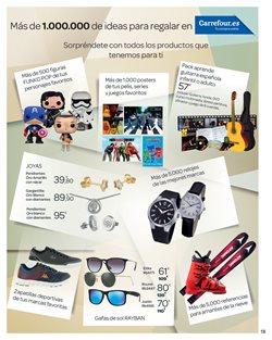Ofertas de Gafas de sol  en el folleto de Carrefour en Sevilla