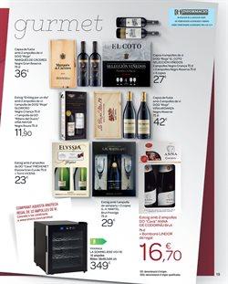 Ofertas de Marqués de Cáceres  en el folleto de Carrefour en Barcelona