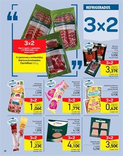 Ofertas de Campofrío  en el folleto de Carrefour en Córdoba