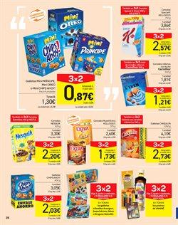 Ofertas de Gullón  en el folleto de Carrefour en Madrid