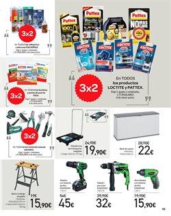 Ofertas de Taladro  en el folleto de Carrefour en Zaragoza