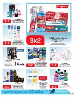 Ofertas de Sanex  en el folleto de Carrefour en La Orotava