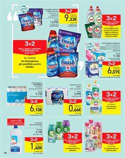 Ofertas de Limpiadores  en el folleto de Carrefour en La Orotava