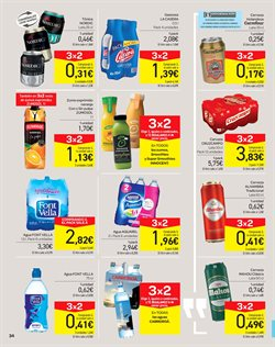 Ofertas de Cerveza  en el folleto de Carrefour en León