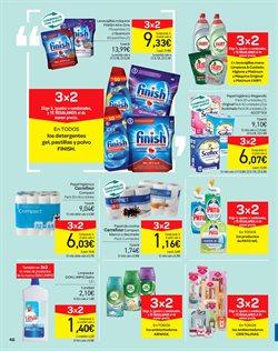 Ofertas de Finish  en el folleto de Carrefour en León