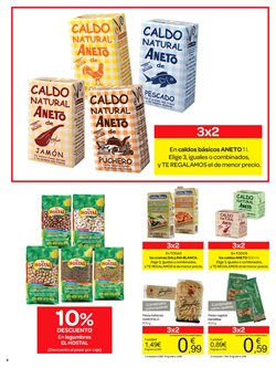 Ofertas de Gallina Blanca  en el folleto de Carrefour en Madrid