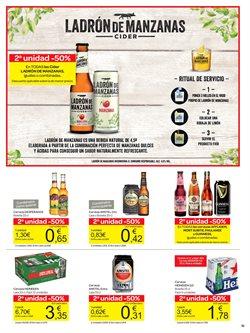 Ofertas de Amstel  en el folleto de Carrefour en Madrid