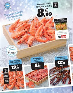 Ofertas de Pescanova  en el folleto de Carrefour en Madrid