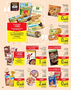 Ofertas de Galletas  en el folleto de Carrefour en Madrid