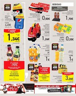 Ofertas de Coca-Cola  en el folleto de Carrefour en Madrid