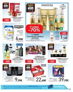 Ofertas de Cuidado personal  en el folleto de Carrefour en Madrid