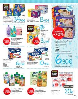 Ofertas de Dodot  en el folleto de Carrefour en León
