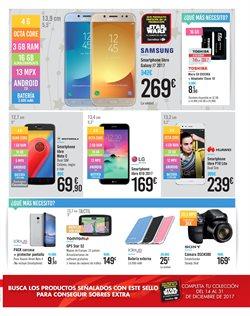 Ofertas de Smartphones  en el folleto de Carrefour en Sanlúcar de Barrameda
