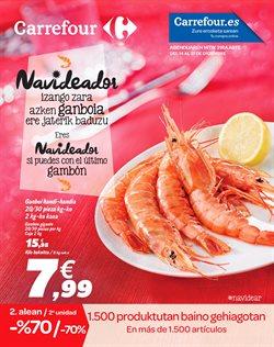 Ofertas de Carrefour  en el folleto de Donostia-San Sebastián